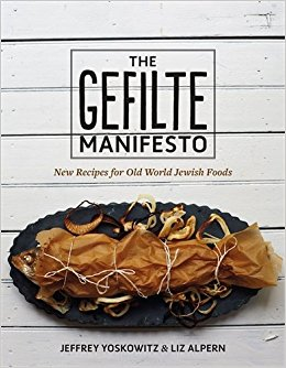 Gefilte Manifesto Cover